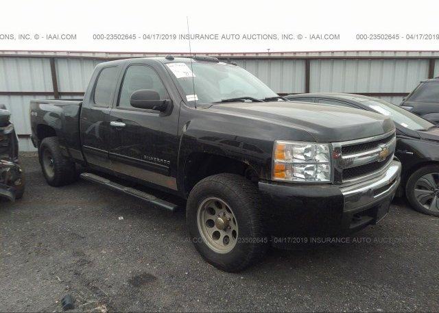 Inventory #468696915 2011 Chevrolet SILVERADO