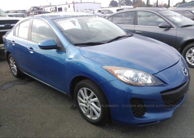 Inventory #658884461 2012 Mazda 3