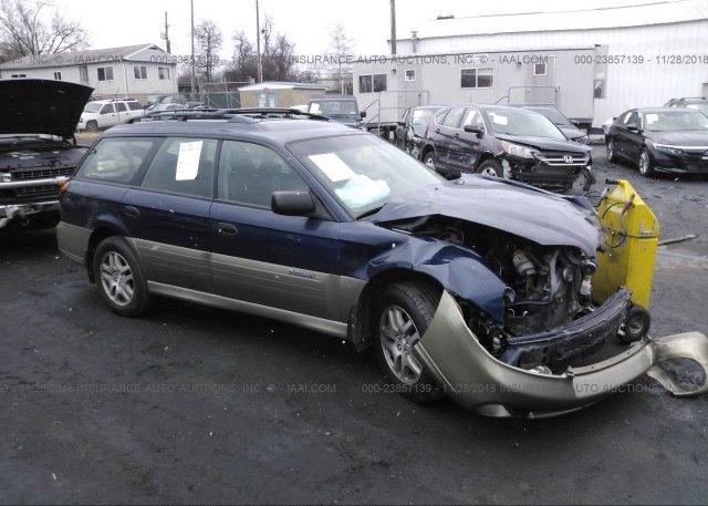 Inventory #279116699 2004 Subaru LEGACY