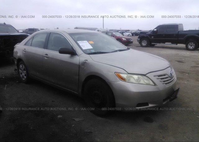 Inventory #669622378 2007 Toyota CAMRY NEW GENERAT