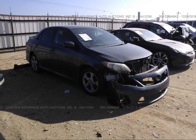 Inventory #976829372 2011 Toyota COROLLA
