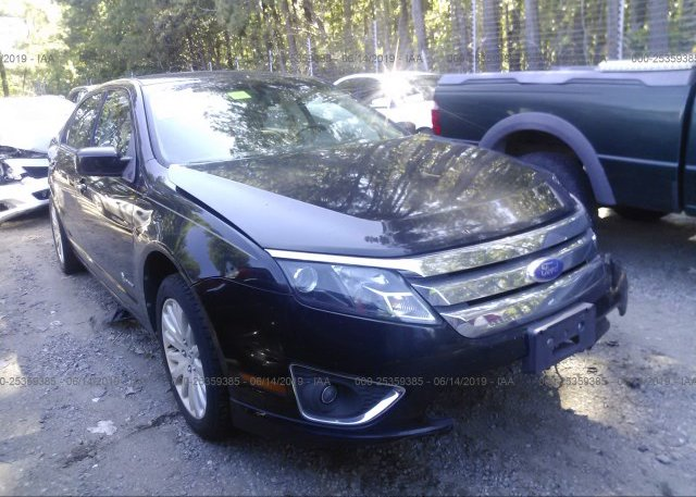 Inventory #641854447 2011 FORD FUSION