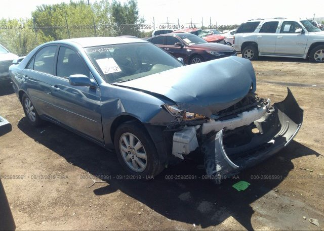 Inventory #993064726 2004 Toyota CAMRY