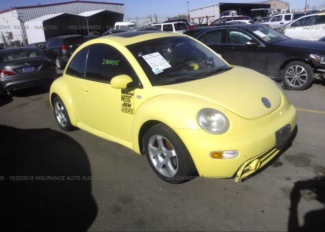 Inventory #113209375 2001 Volkswagen NEW BEETLE