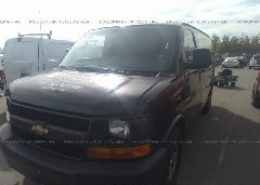 2007 Chevrolet EXPRESS G1500 - 1GCFH15T571130436 Right View