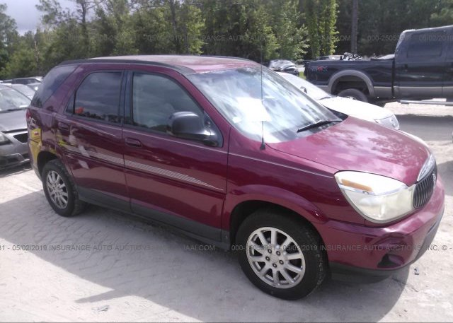 Inventory #206799504 2007 Buick RENDEZVOUS