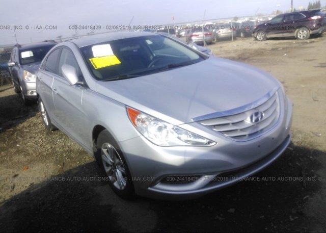 Inventory #873360223 2011 Hyundai SONATA