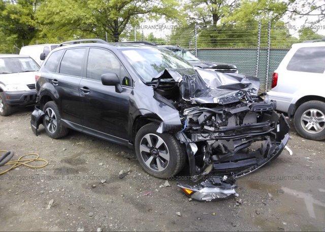 Inventory #278167805 2018 Subaru FORESTER