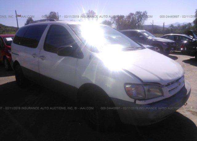 Inventory #522081568 2000 Toyota SIENNA