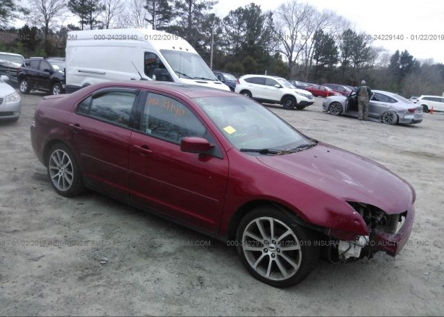 Inventory #744197545 2008 FORD FUSION