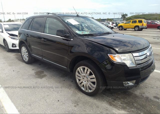 Inventory #708317711 2008 FORD EDGE