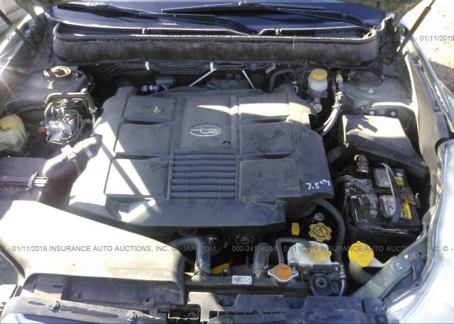 2010 Subaru OUTBACK - 4S4BRDKC8A2322321
