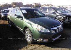 2010 Subaru OUTBACK - 4S4BRDKC8A2322321 Left View