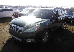 2010 Subaru OUTBACK - 4S4BRDKC8A2322321 Right View