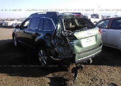 2010 Subaru OUTBACK - 4S4BRDKC8A2322321 [Angle] View