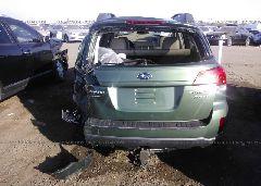 2010 Subaru OUTBACK - 4S4BRDKC8A2322321 detail view
