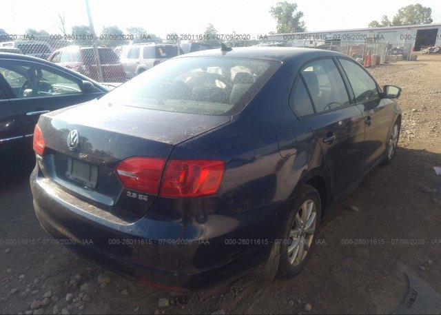 цена в сша 2012 Volkswagen JETTA SEDAN 3VWDP7AJ9CM374571