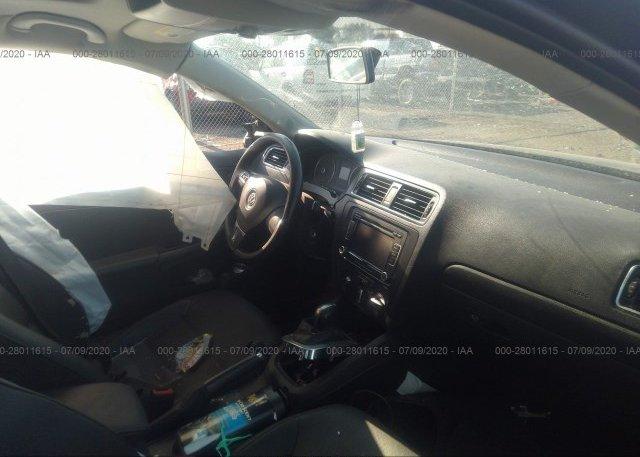 пригнать из сша 2012 Volkswagen JETTA SEDAN 3VWDP7AJ9CM374571