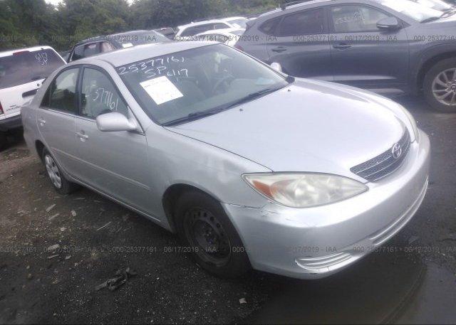 Inventory #678967888 2003 Toyota CAMRY