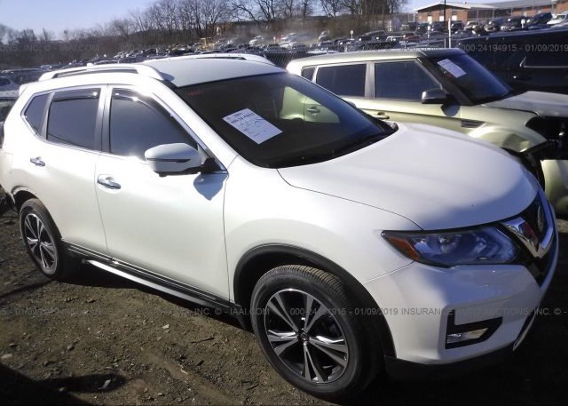 Inventory #622722957 2018 Nissan ROGUE