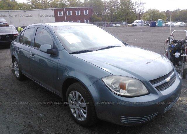 Inventory #514681315 2009 Chevrolet COBALT