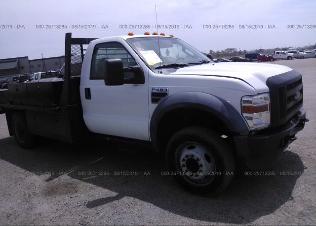 Inventory #615478097 2008 FORD F450