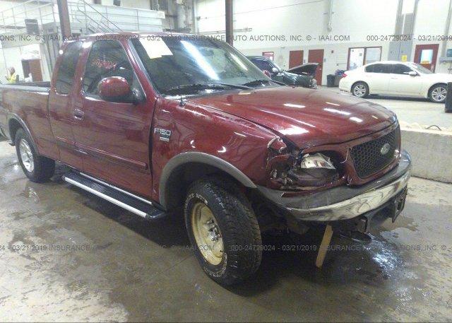 1FTRX08L93KB72618, Bill Of Sale tan Ford F150 at FAIRBANKS