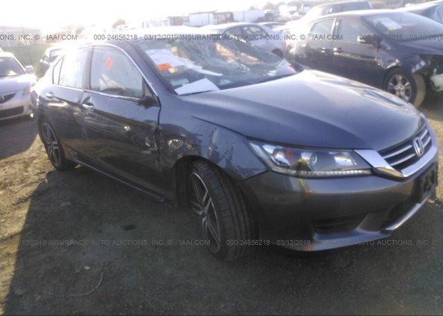 Inventory #755307104 2015 Honda ACCORD