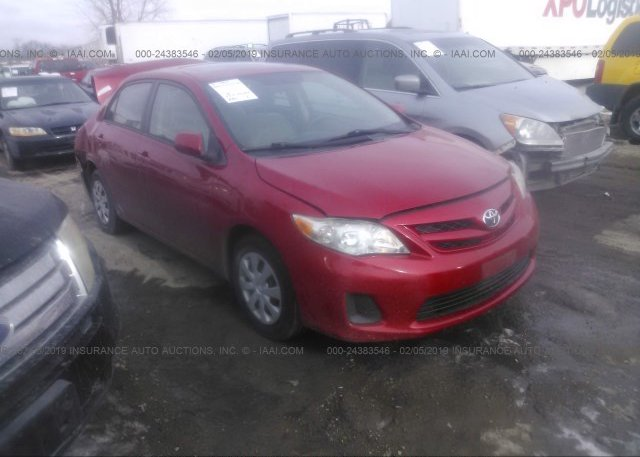 Inventory #447159161 2011 Toyota COROLLA