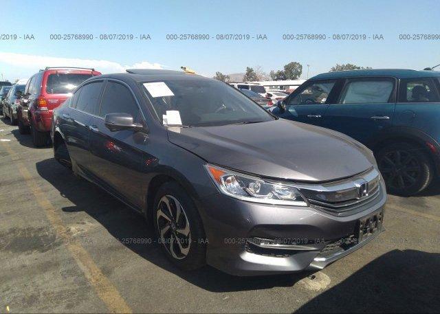 Inventory #363265902 2017 Honda ACCORD