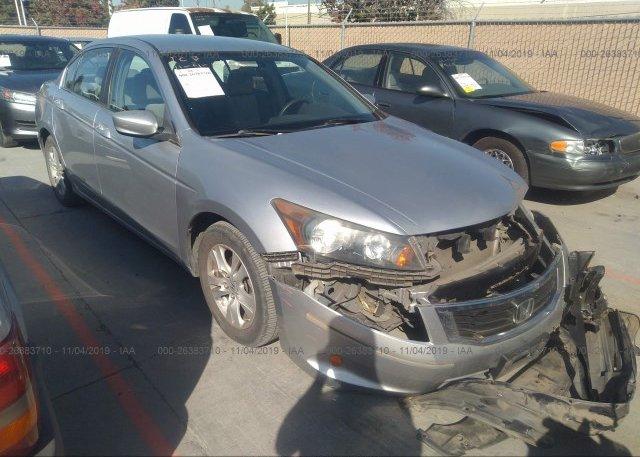 Inventory #285344022 2008 Honda ACCORD