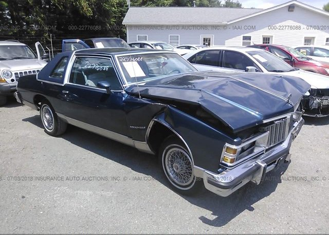 Inventory #855544508 1979 PONTIAC BONNEVILLE