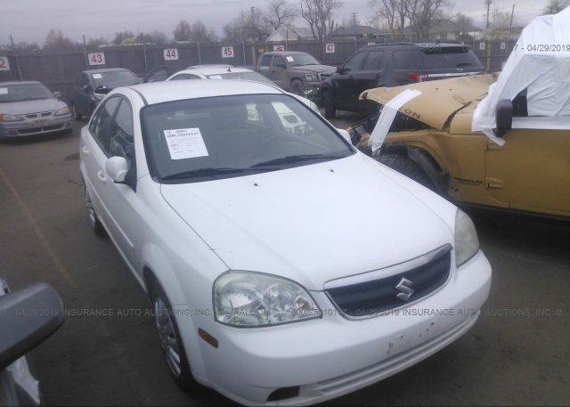 Inventory #234289985 2006 Suzuki FORENZA