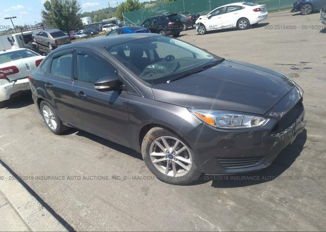 Inventory #283481416 2015 FORD FOCUS