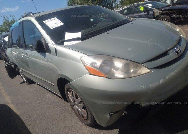 Inventory #521923103 2006 Toyota SIENNA