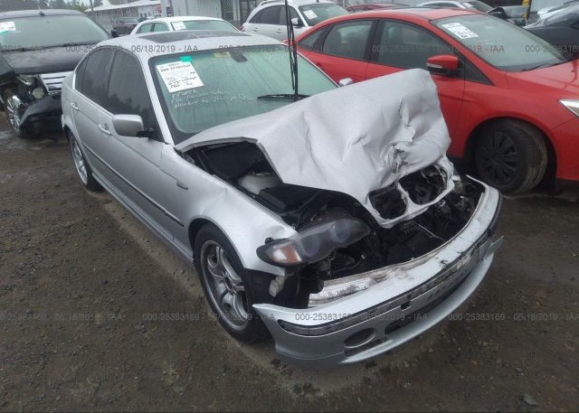 Inventory #621747029 2002 BMW 330