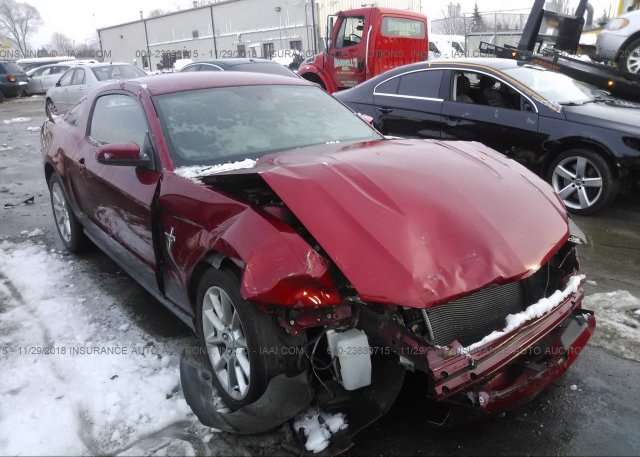 Inventory #836615034 2010 FORD MUSTANG
