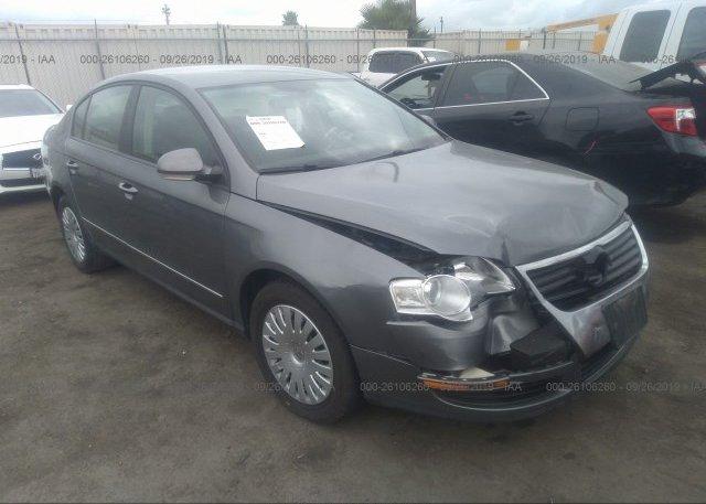 Inventory #240378627 2007 Volkswagen PASSAT