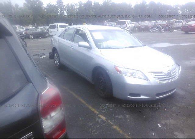 Inventory #264244635 2007 Toyota CAMRY NEW GENERAT
