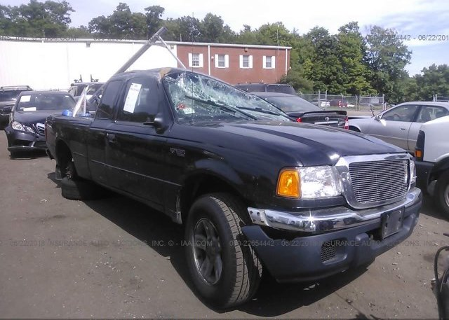 1ftyr44u04pa89644 parts only bill of sale red ford ranger at