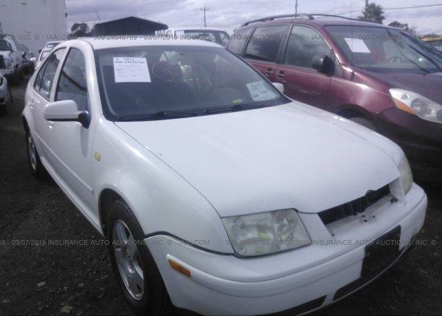 Inventory #145054402 2000 Volkswagen JETTA