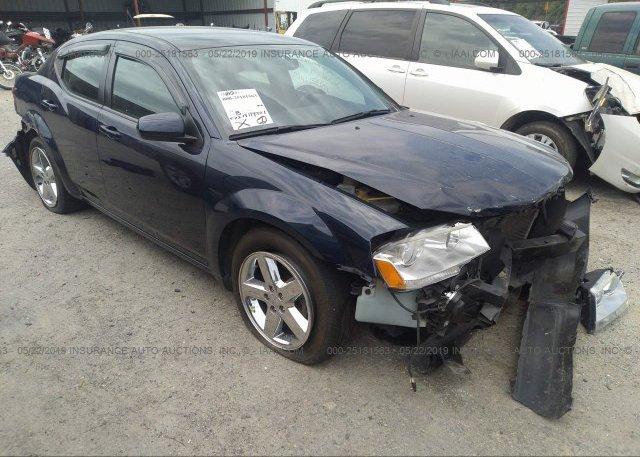Inventory #336468399 2013 Dodge AVENGER