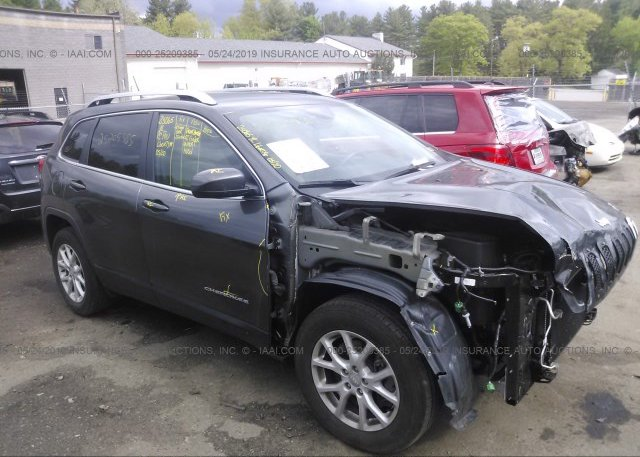 Inventory #612576854 2017 JEEP CHEROKEE