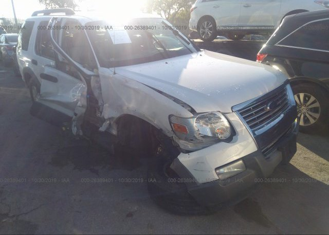 Inventory #594388546 2006 FORD EXPLORER