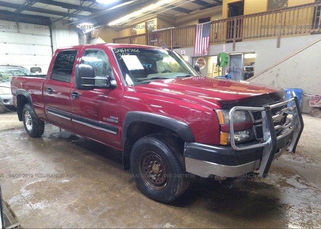Inventory #444834974 2006 Chevrolet SILVERADO
