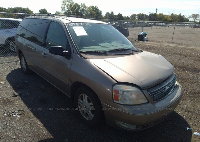 Inventory #315028799 2004 FORD FREESTAR