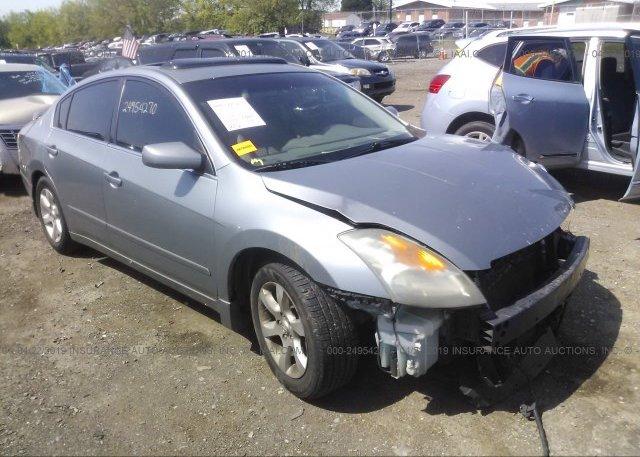 Inventory #178789627 2007 Nissan ALTIMA