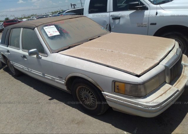 Inventory #866968392 1991 Lincoln TOWN CAR