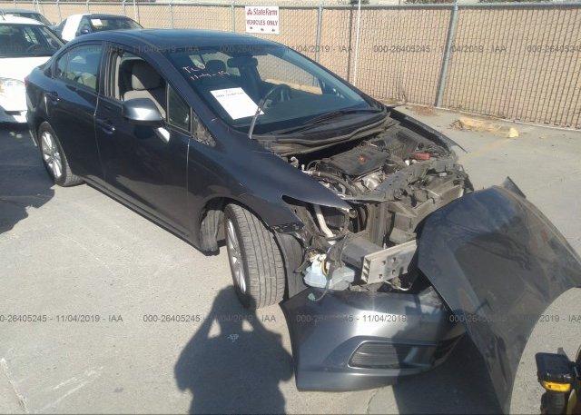 Inventory #537551385 2012 Honda CIVIC