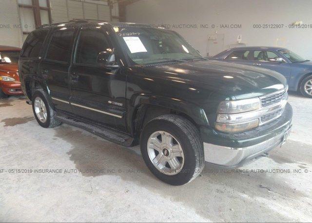 1gnek13z03j319551 Clear Green Chevrolet Tahoe At Athens Al